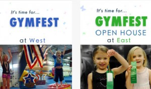 Gymfest gymnastics classes Madison