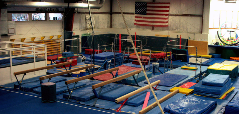 Madtown Twisters Gymnastics WEST Gym