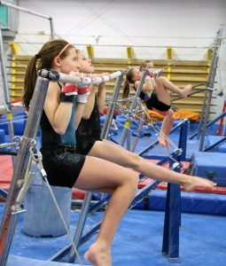 gymnastics summer camp Madison WI